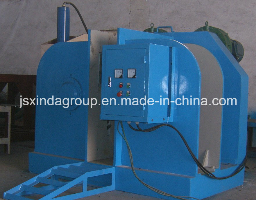 Sg Double Hook Bead Wire Remover Waste Tyre Recycling Machine