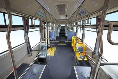 Sunlong Slk6909au Diesel City Bus