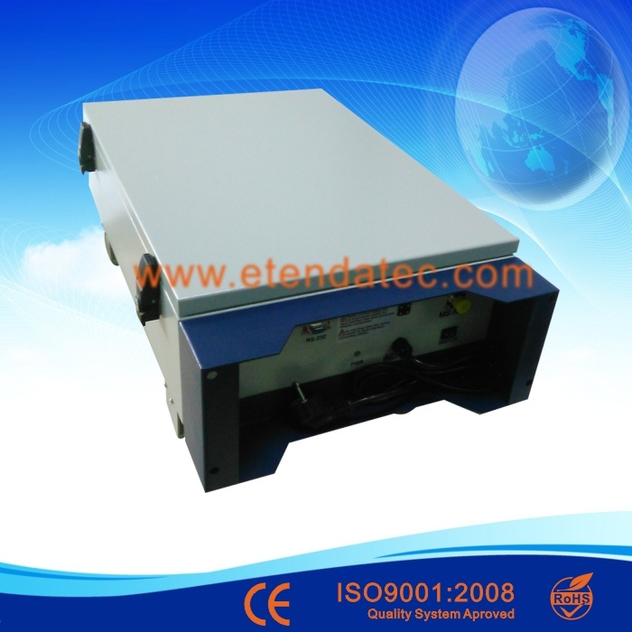 10watt 90dB Outdoor WCDMA 2100MHz   Repeater 3G Mobile Phone Signal Amplifier