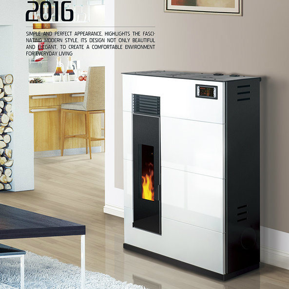 2016 New Design Wholesale Italian Biomass Wood Pellet Stoves
