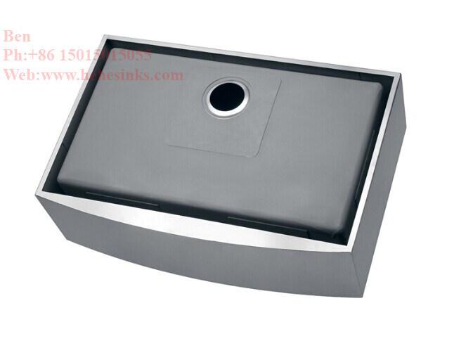 Handmade Sink, Stainless Steel Kitchen Sink, Sinks