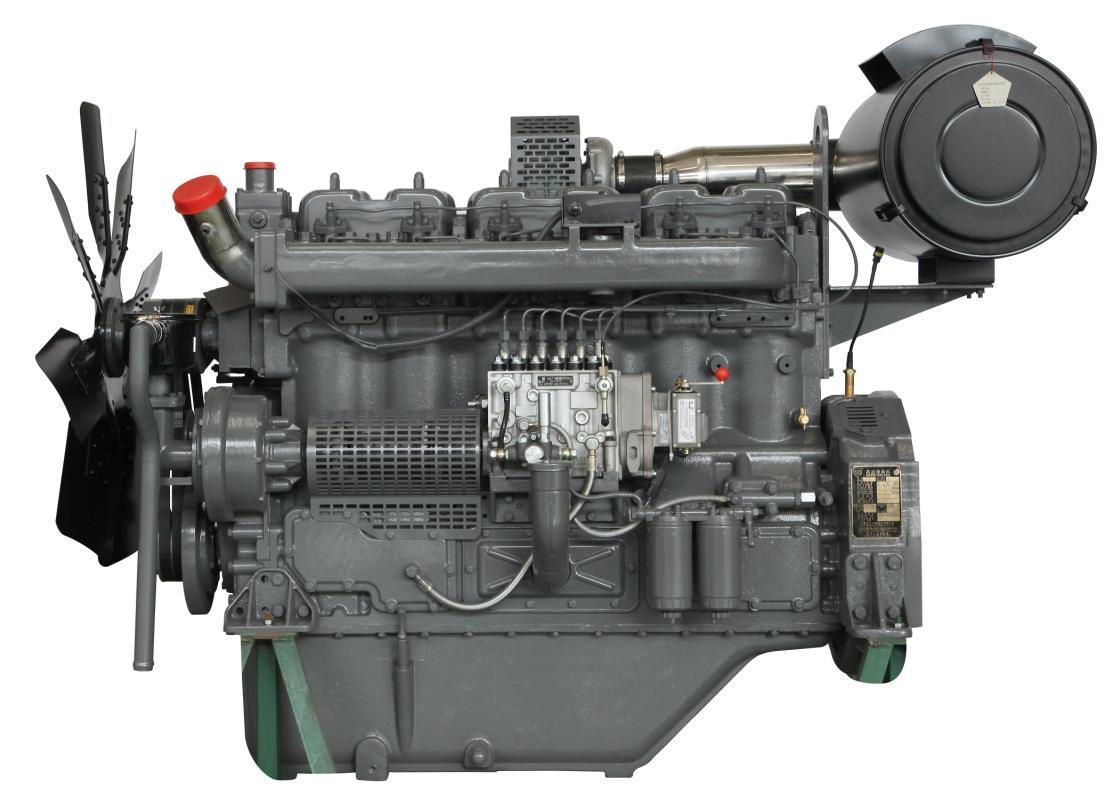 Wandi 50Hz 4-Stroke Engine (WD145TAD35)