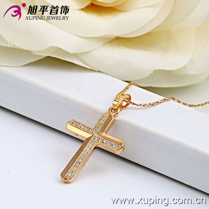 china 2016 classcial christ cross pendant from xuping On xuping jewelry made in china