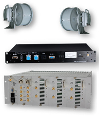 Helios Digital Multi-Band Microwave Rru System