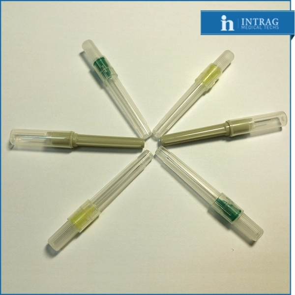 25G, 27G & 30G Sterile Disposable Dental Needle with CE/ISO