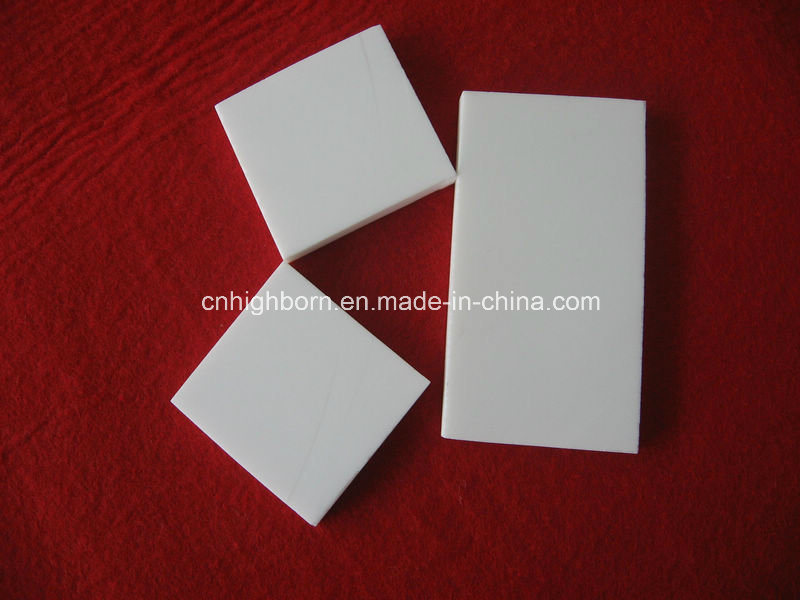 Customized Macor Machinable Glass Ceramic Plate