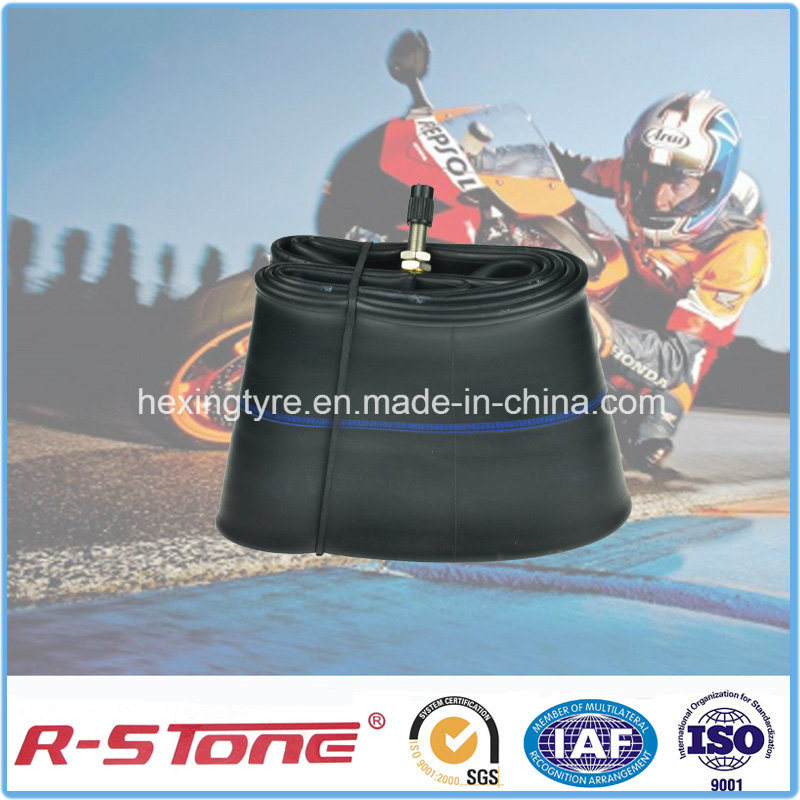 High Quality Butyl Motorcycle Inner Tube 2.75-17