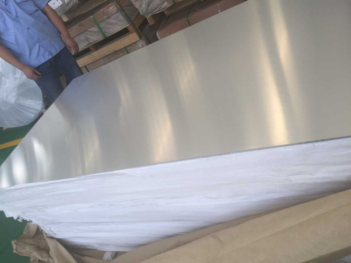 Linished 3003 5005 5052 Aluminum Plate for Traffic Sign