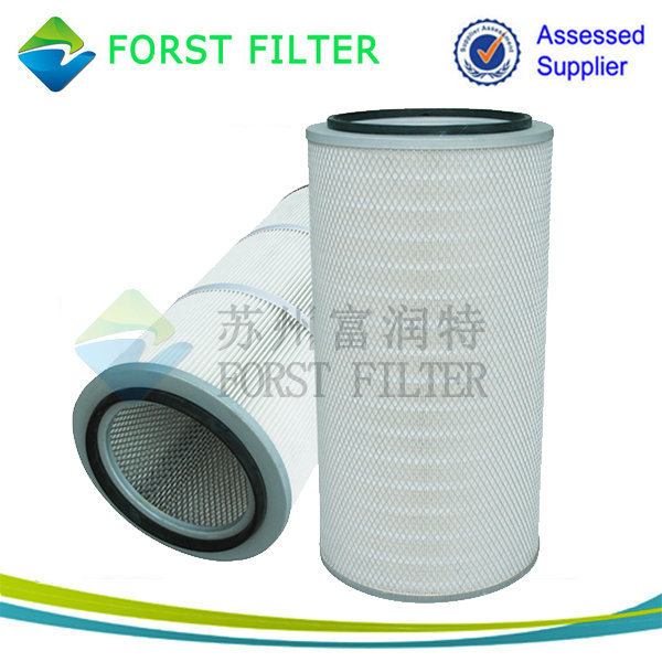 Forst Blend Welding Fume Paper Cellulose Filter Cartridge