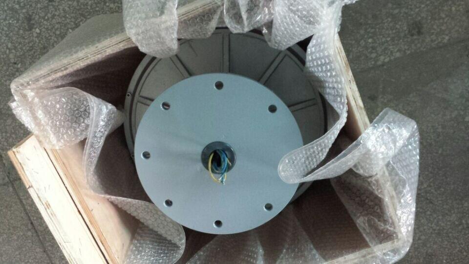 2kw 150rpm, 180rpm, 350rpm Maglev Generator (100W-10KW)