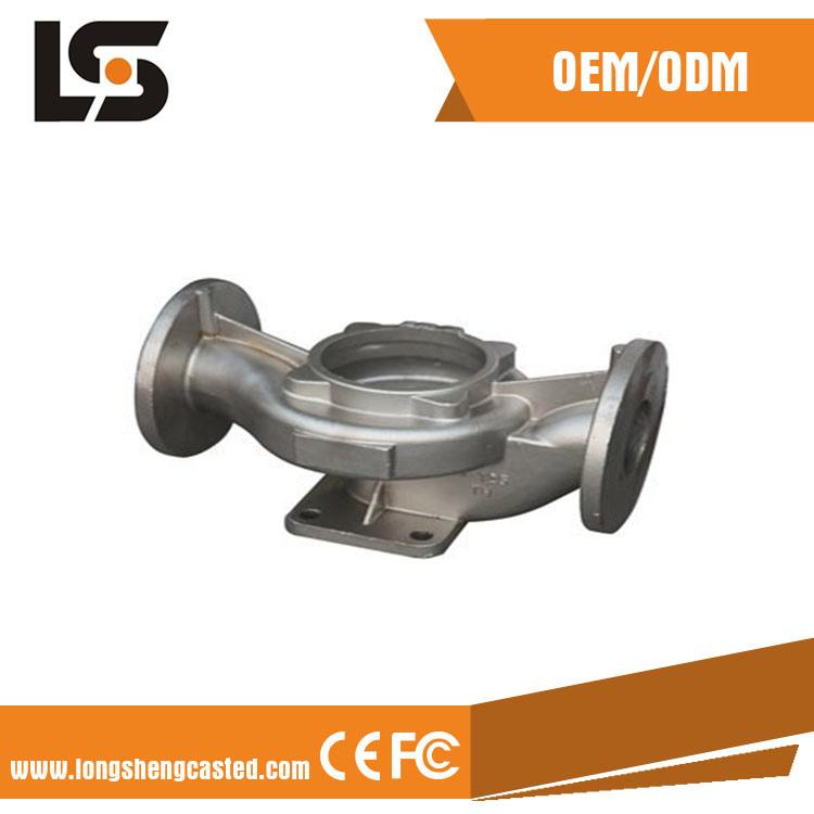 OEM Precise Aluminum Alloy Die Casting for Auto Parts Supplier