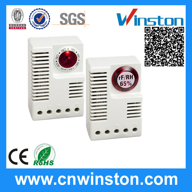 Electronic Hygrostat Thermostat with CE