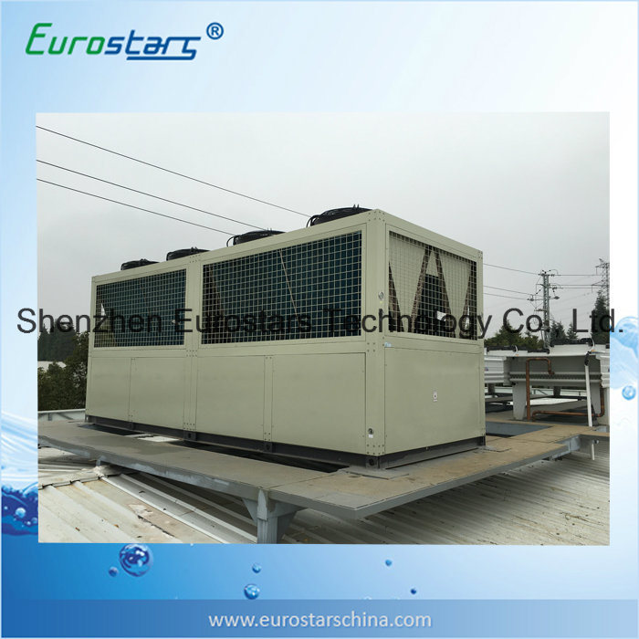 Hotel Use Low Ambient Air Source Heat Pump