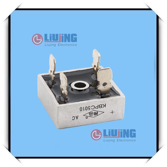 Single Phase Bridge Diode Bridge Rectifier (KBPC3510 KBPC5010)