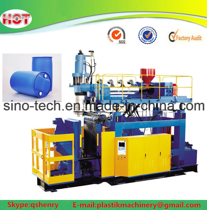220L Double L Ring Barrel Blow Molding Machine