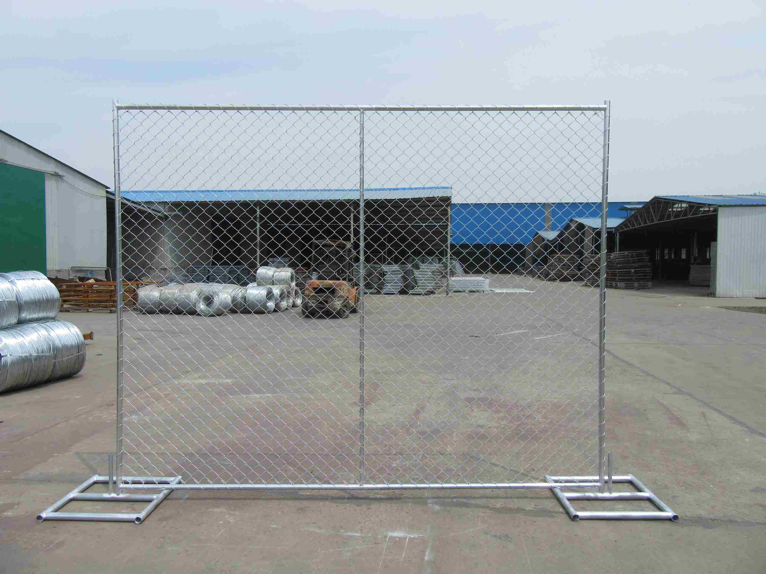 Secuity Chain Link Fence