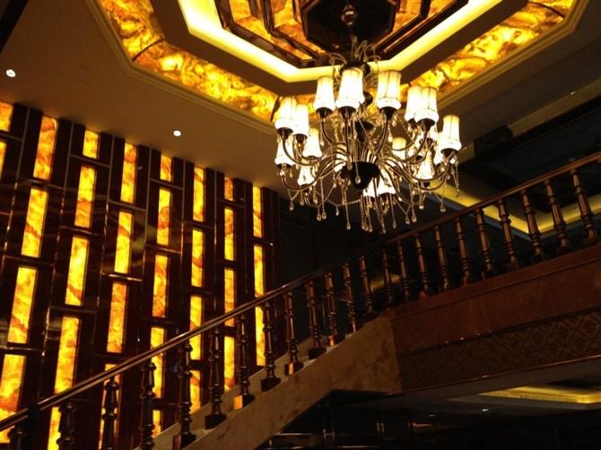 Hotel Ceiling Decoration