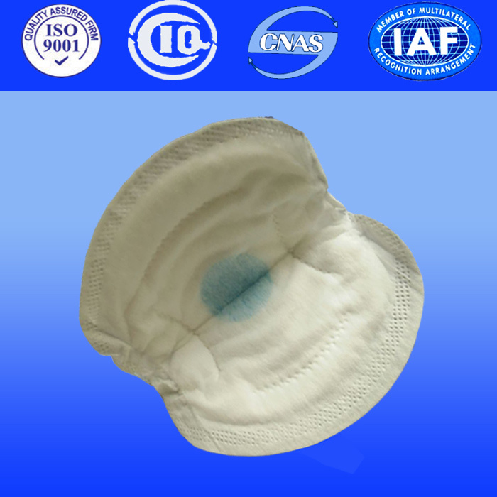 Cotton Disposable Nursing Pad for Pregnancy Care Nursing Breast Pad Breast Feeding Pad (BL021)