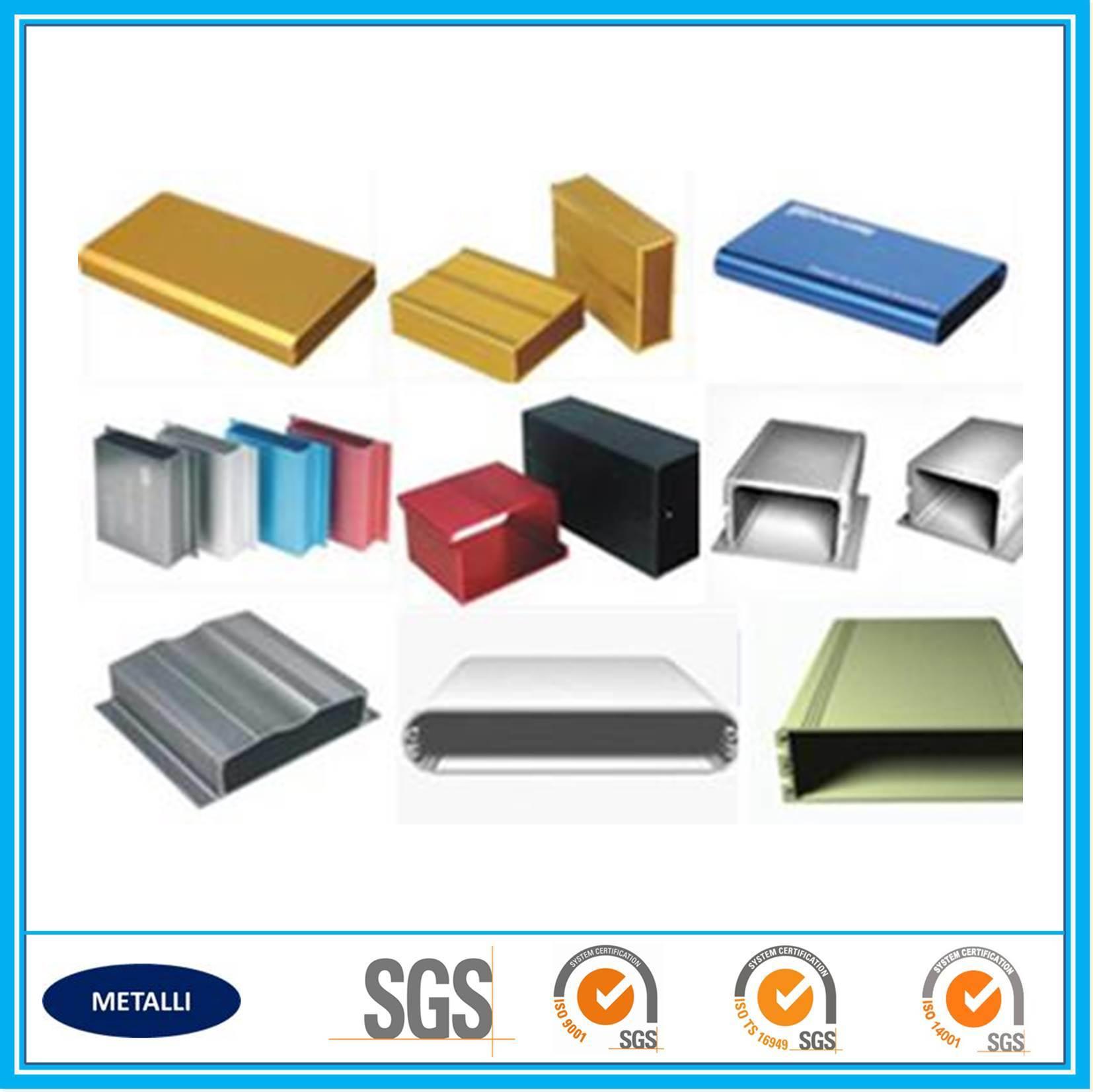 Hot Sale Industrial Aluminum Extrusion Profile