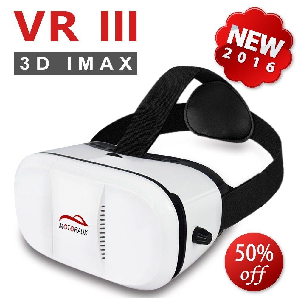 Imax Movie Visor 3D Vr Virtual Reality Glasses Innovative Design
