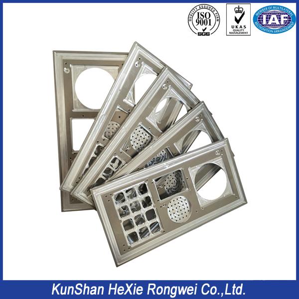 Custom Precision Aluminium Alloy Machine Spare Part