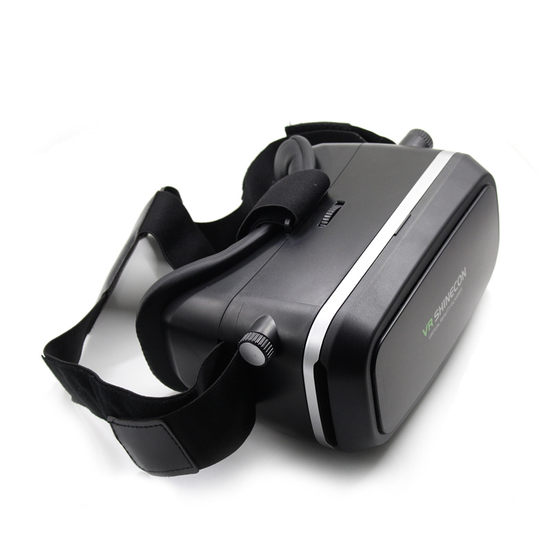 Virtual Reality Vr Headset with Bluetooth Remote Controller