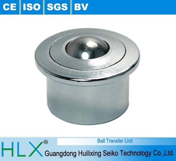 Heavy Duty Steel Ball Transfer Units for Transmission Systems