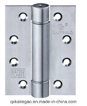 Satin Finish Stainless Steel Single Spring Hinge (3043)