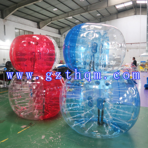 Soccer Bubble / Inflatable Water Ball
