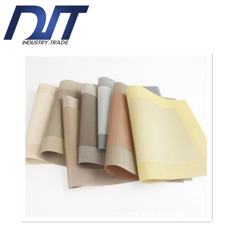 Single Frame Environmental Non-Toxic Anti-Skid Table Mat