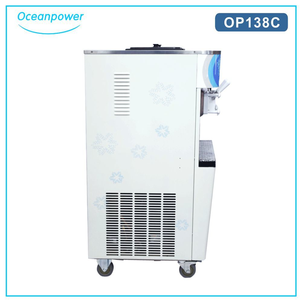High Quality Soft Serve Frozen Yogurt Machine Op138c