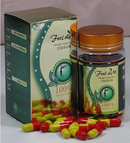 Top Sale Feel Slim Weight Reduction Slimming Capsule