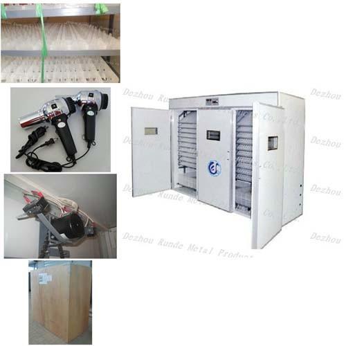 Hatchery Equipment (RD- 12672 egg incubator) - China ...