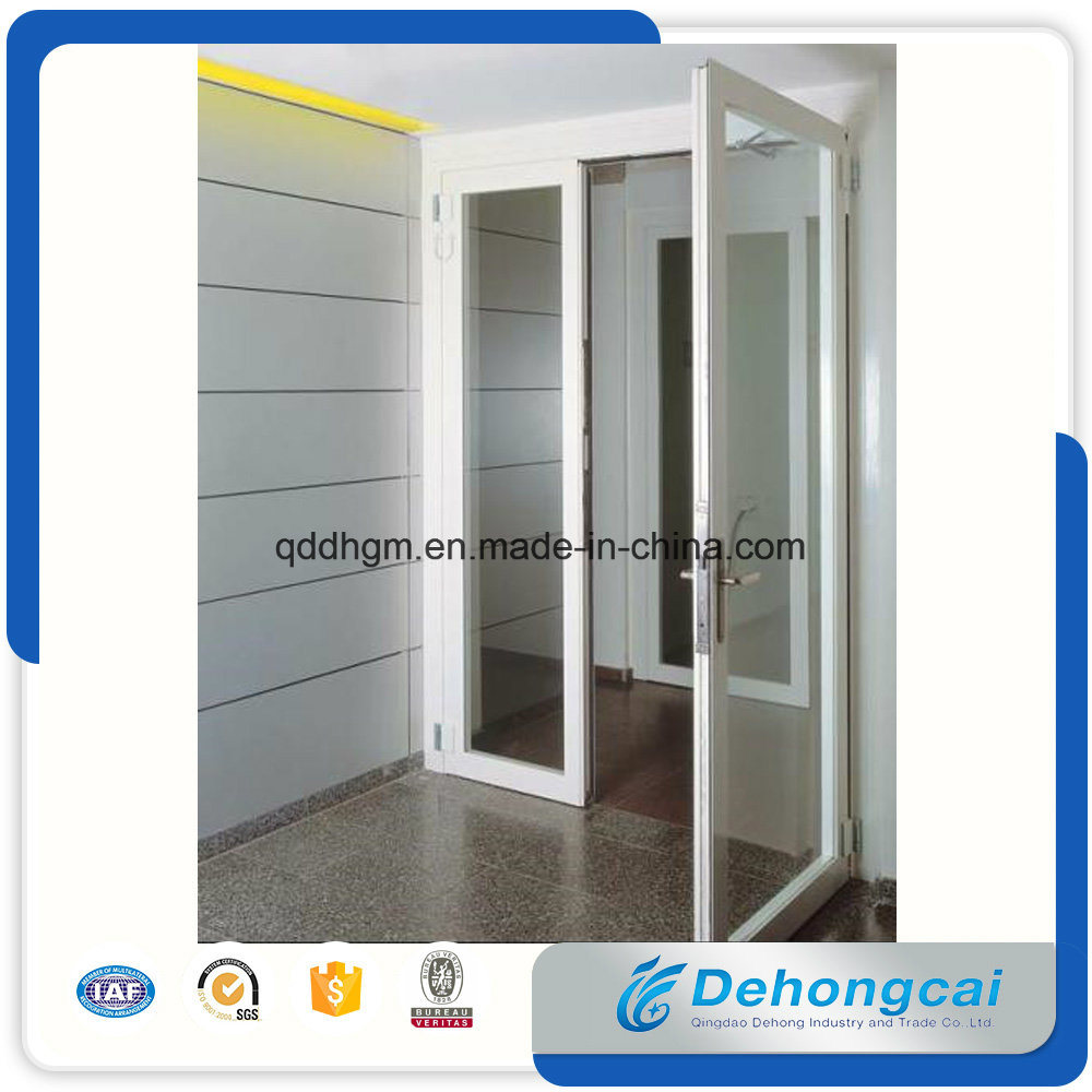 New Design and Long Lifetime Aluminium Door