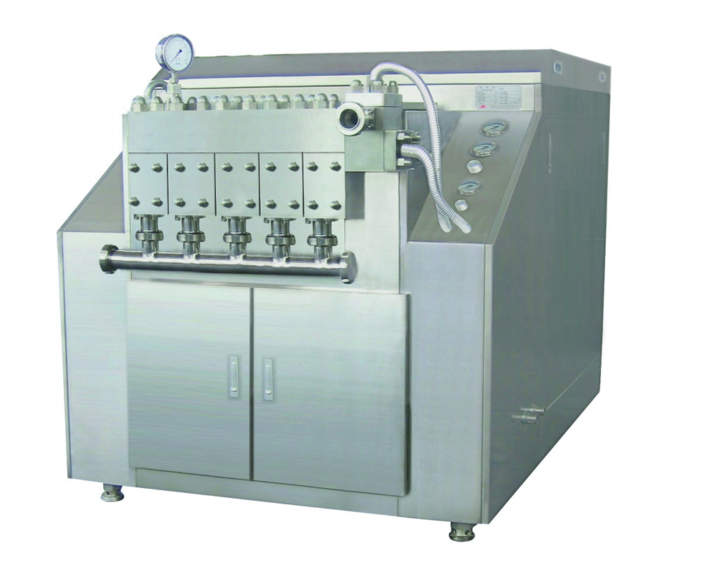 Hydraulic System Homogenizer