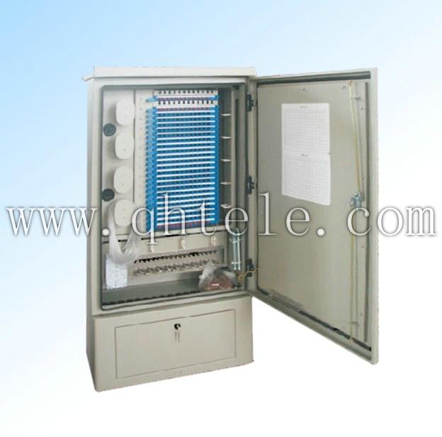 Fiber Optic Splice Cabinet