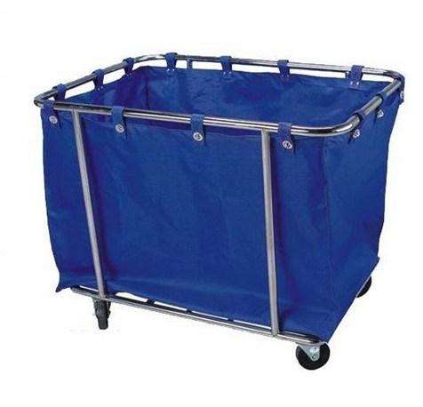 China Hotel Laundry Carts Basket Trolley