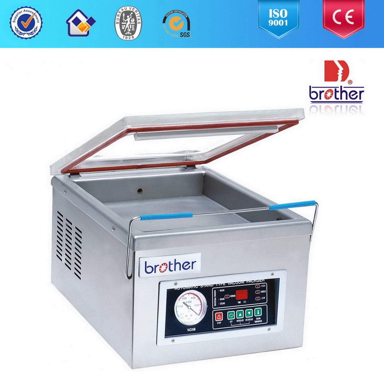 2015 Brother Vm500te Vacuum Packing Machine