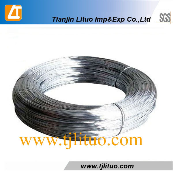 Galvanized/ Hot DIP Galvanized Iron Hard-Drawn Wire