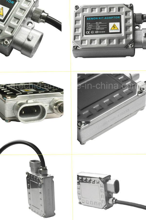 Super Slim Ballast 12V 24V 35W 55W 75W H4 H7 H11 H13 9004 9005 9006 9007 Xenon Lamp