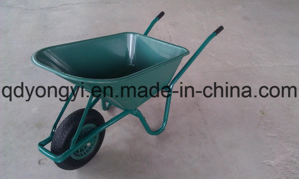 Heavy Duty Wheelbarrow for Europe Market, Ireland Wb6414