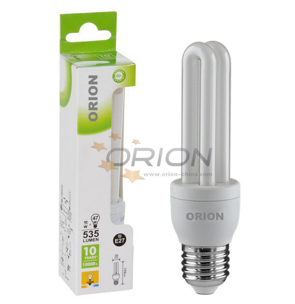 Home Lighting CFL Bulb Lamp 20W B22 E27 3u Energy Saving Light