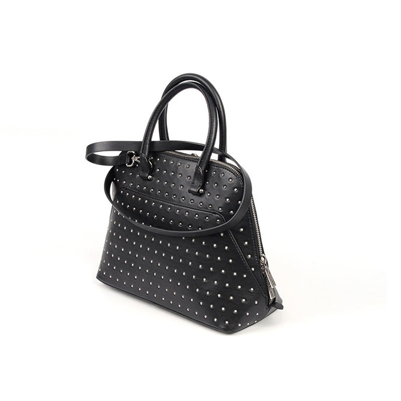 Fashionable Shell Leather Stud Bags