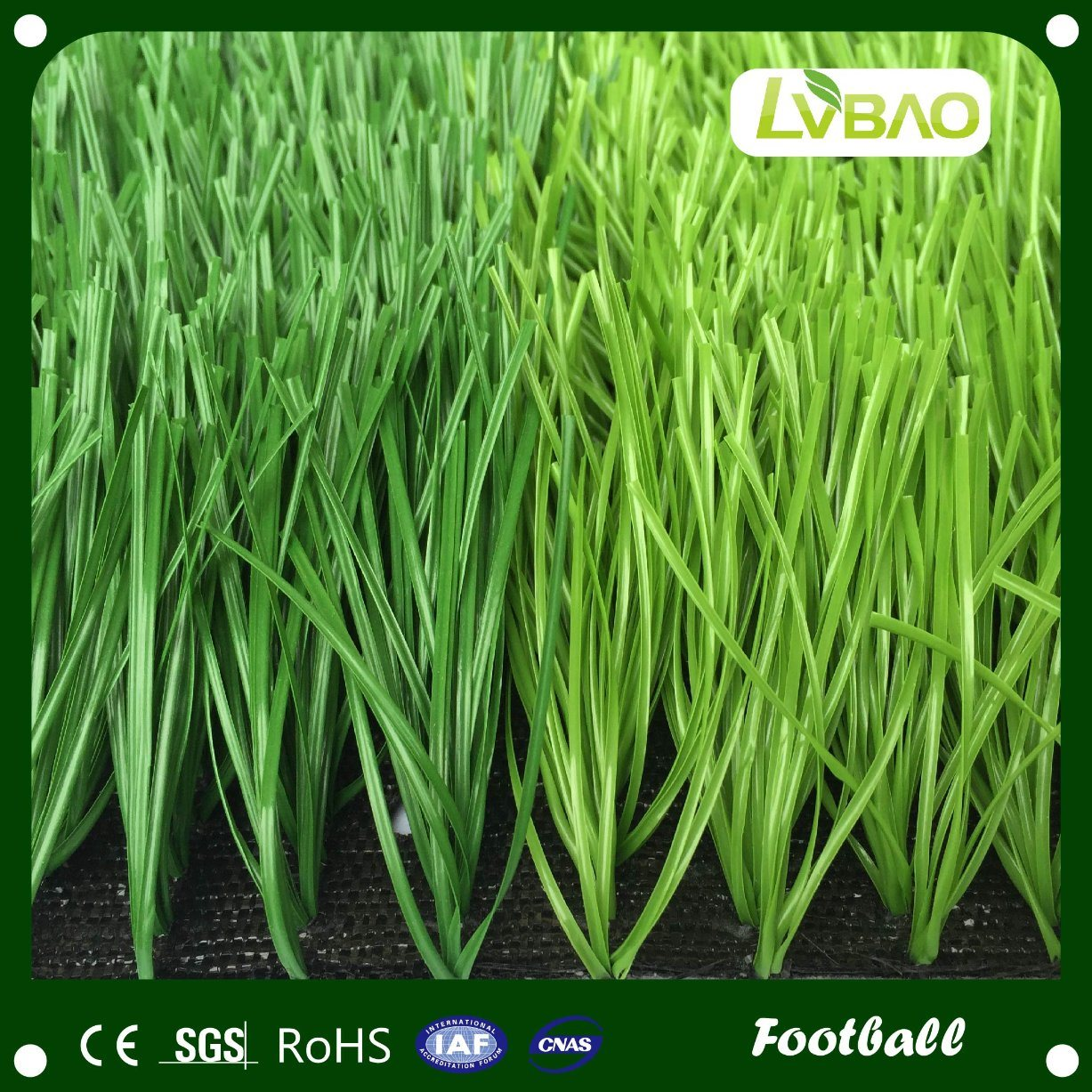 2107 Hot Sale Durable Football Field Soccer Court Artuficial Grass
