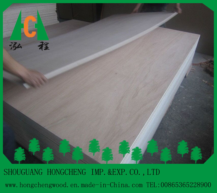 Commercial Plywood/Veneer Plywood with Good Quality