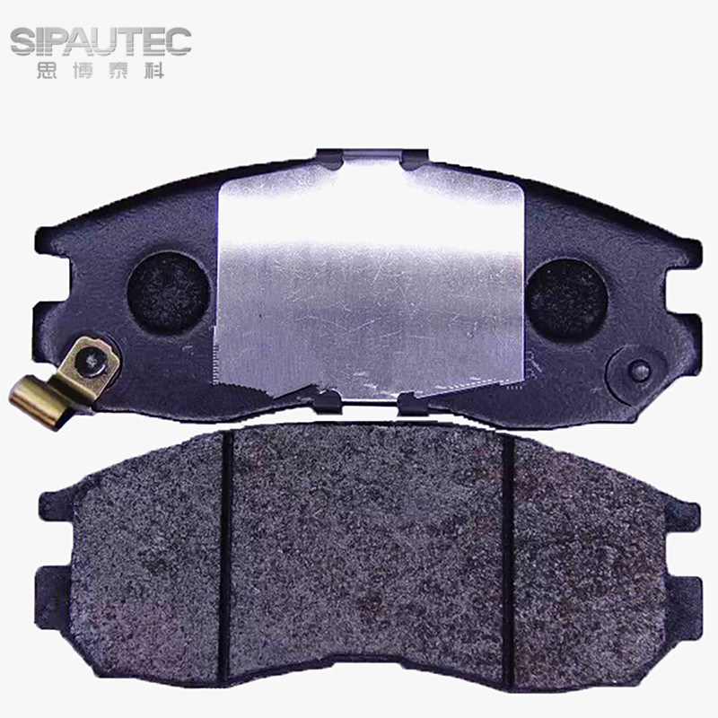 Chinese Car Auto Parts Brake Pad (D484) for Hafei Hyundai Mitsubishi