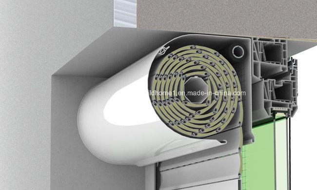 Fire Rating Aluminium Window Roller Shutters