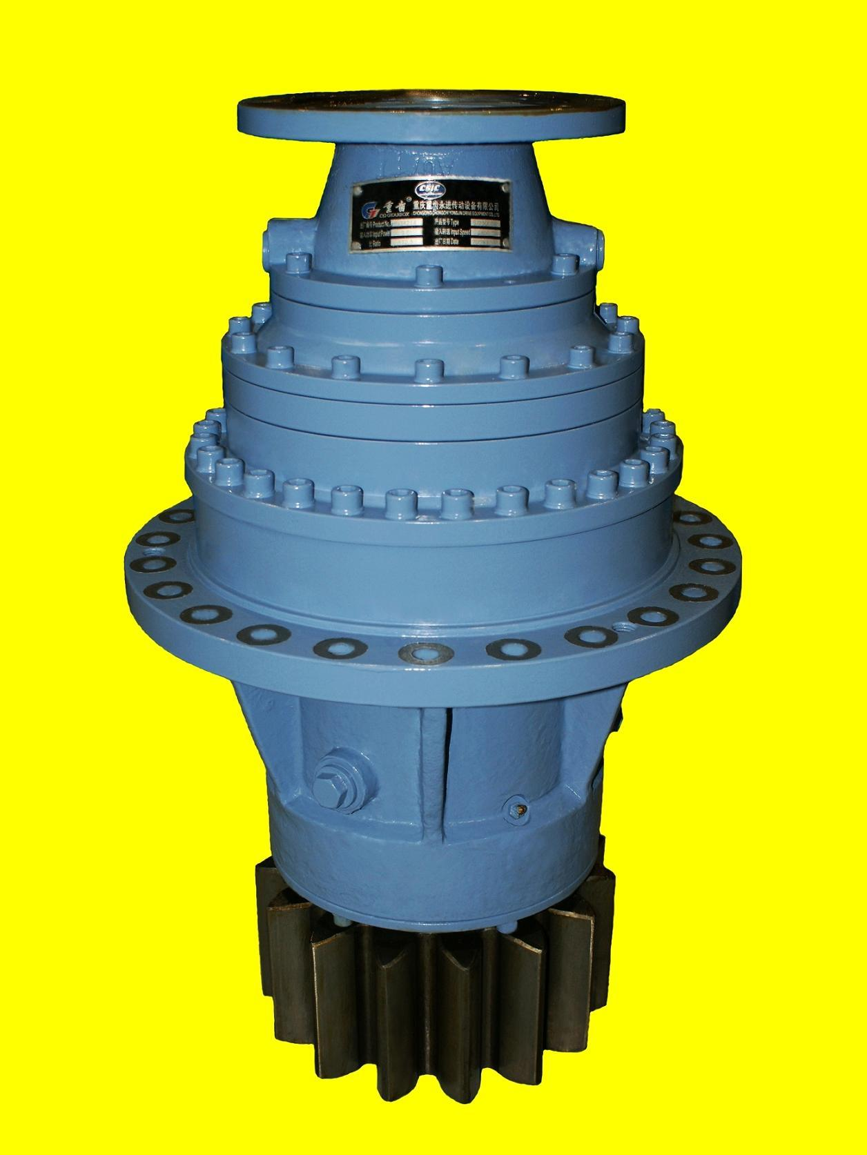 Variable Propeller Gearbox