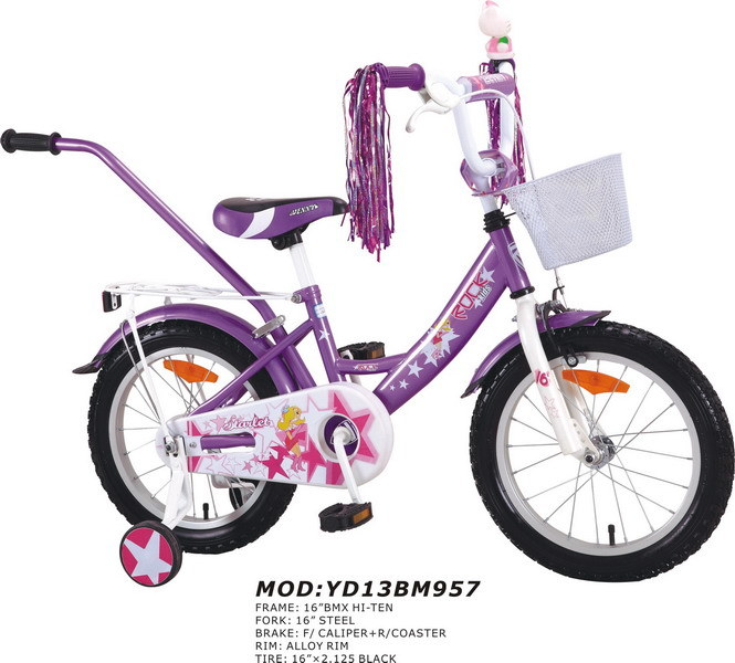 "12""14""16""Children Bike/Bicycle, Kids Bike/Bicycle, Baby Bike/Bicycle, BMX Bike (YD13BM958)"