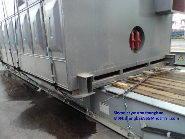 High Furnace for Burning Biomass Wood Sawdust Rated Steam and Hot Water Boiler